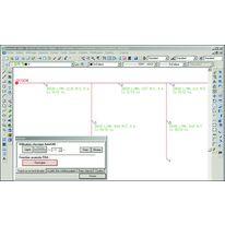 Logiciel de conception de r seaux de tubes et gaines fisa cad fisa - Logiciel calcul plomberie ...