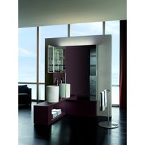 meuble suspendu pour lavabo poser aria selles. Black Bedroom Furniture Sets. Home Design Ideas