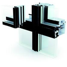 murs rideaux en verre ext rieur coll vec produits du btp. Black Bedroom Furniture Sets. Home Design Ideas