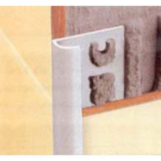 Carrelage design quart de rond carrelage moderne for Baguette laiton carrelage