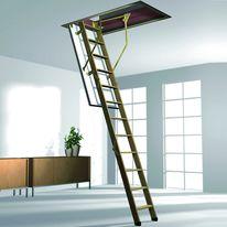 escalier escamotable isol escalier escamotable type 500 roto frank. Black Bedroom Furniture Sets. Home Design Ideas
