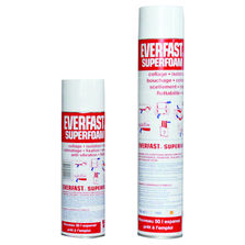 Mousse polyuréthane en aérosol pour fixation et isolation | Everfast Superfoam