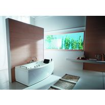 baignoire douche avec porte d 39 acc s vitr e kineduo kinedo baln o douche. Black Bedroom Furniture Sets. Home Design Ideas
