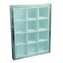 panneaux pr fabriqu s de briques de verre panneaux. Black Bedroom Furniture Sets. Home Design Ideas