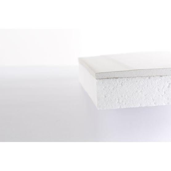 Plaque de pl tre isolante jusqu 39 0 038 de conductivit thermique isola - Conductivite thermique polystyrene ...
