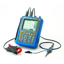 Oscilloscopes-analyseurs portables autonomes