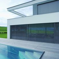 Brise-soleil orientable en pose traditionnelle