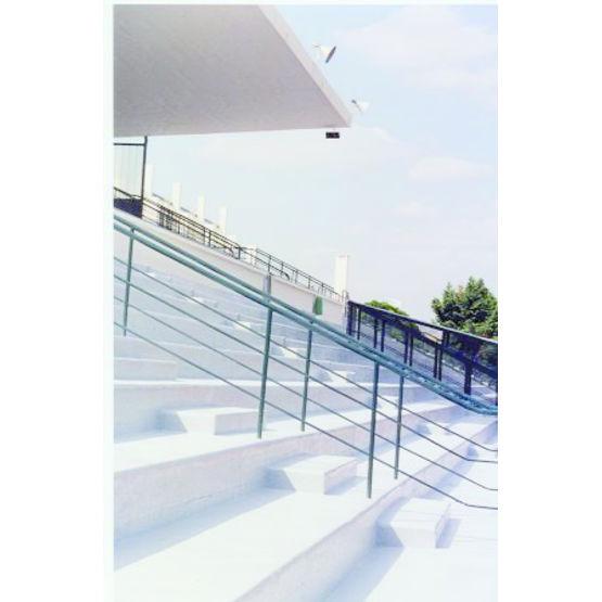 Peinture polyur thanne pour sols et murs int rieurs ou ext rieurs janvic - Peinture pour mur exterieur ...