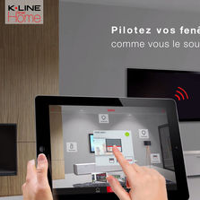 Application de pilotage à distance des équipements connectés de la maison | K.Line Smart Home
