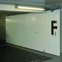 blocs portes battants en acier cf et pf une heure b60l portafeu. Black Bedroom Furniture Sets. Home Design Ideas