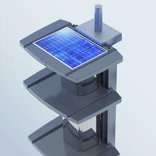 D tecteurs volum triques produits du btp for Barriere infrarouge exterieur sans fil