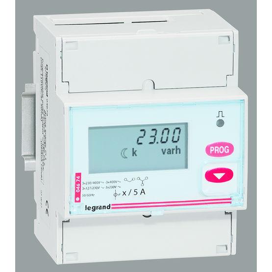 Compteurs d'énergie et centrales de mesure