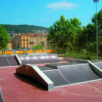 Skatepark en plus de 170 modules