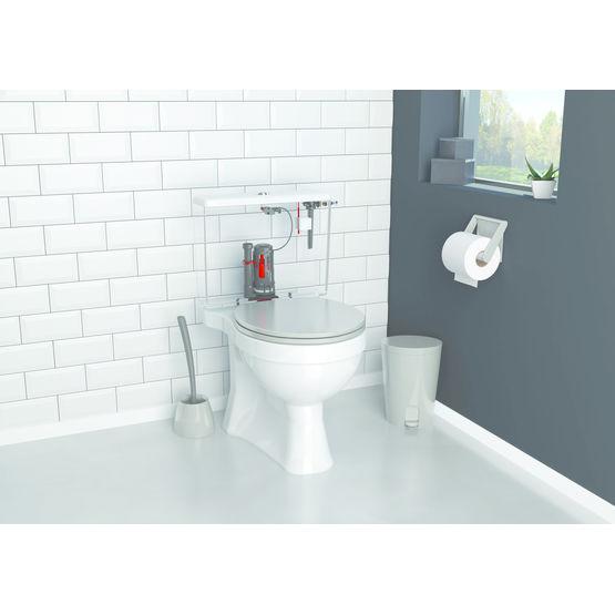 m canisme de chasse d eau placer sans d montage du r servoir wirquin. Black Bedroom Furniture Sets. Home Design Ideas