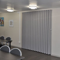 murs mobiles avec affaiblissement acoustique de 58 db silence algaflex