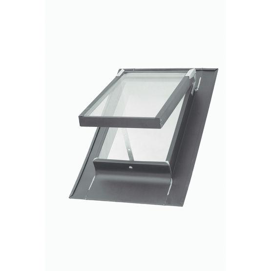 ch ssis de toit en zinc ouvrant 180 vmzinc. Black Bedroom Furniture Sets. Home Design Ideas