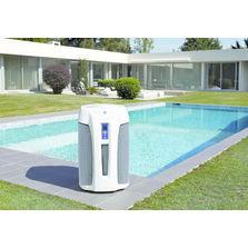 Traitement chauffage de l 39 eau produits du btp for Pac piscine silencieuse
