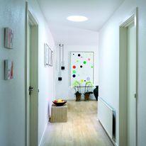 Conduit de lumière naturelle pour pièces sombres ou aveugles | Conduit de lumière Sun Tunnel Nouvelle Génération