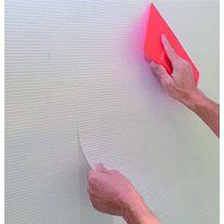 toile de verre sur sous couche en mousse acoustique novelio acoustic adfors. Black Bedroom Furniture Sets. Home Design Ideas