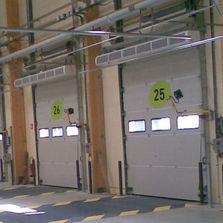 Rideaux d 39 air chaud produits du btp for Rideau air chaud