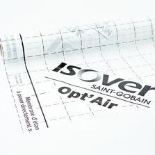 Ecran pare vapeur produits du btp - Membrane opt air ...