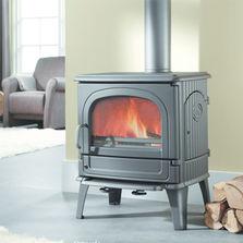 Fonte flamme fabricant et distributeur de chemin es for Poele a bois feu continu 10 heures