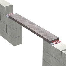 Lucarnes encadrements linteaux appuis pr fabriqu s for Utilisation du beton cellulaire en exterieur